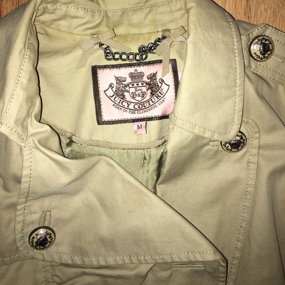 Juicy Couture Jackets & Blazers - Beautiful juicy Couture jacket